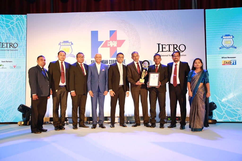 Sri Lanka Corporate Health and Productivity Awards 2020: Drives Change by Upholding Health and Wellness Practices