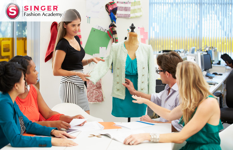 Singer Fashion Academy Empowers All Aspirant Fashion Designers to Reach International Standards