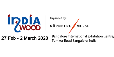 More than 875 International, Domestic exhibitors at the biggest wood industry show INDIAWOOD 2020