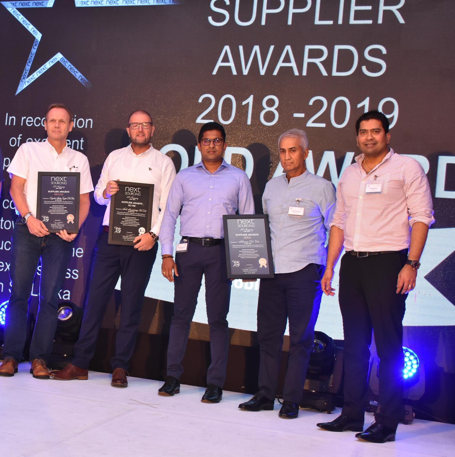"next Sourcing's ""Suppliers' Seminar 2019"" shines spotlight on top performing partners"