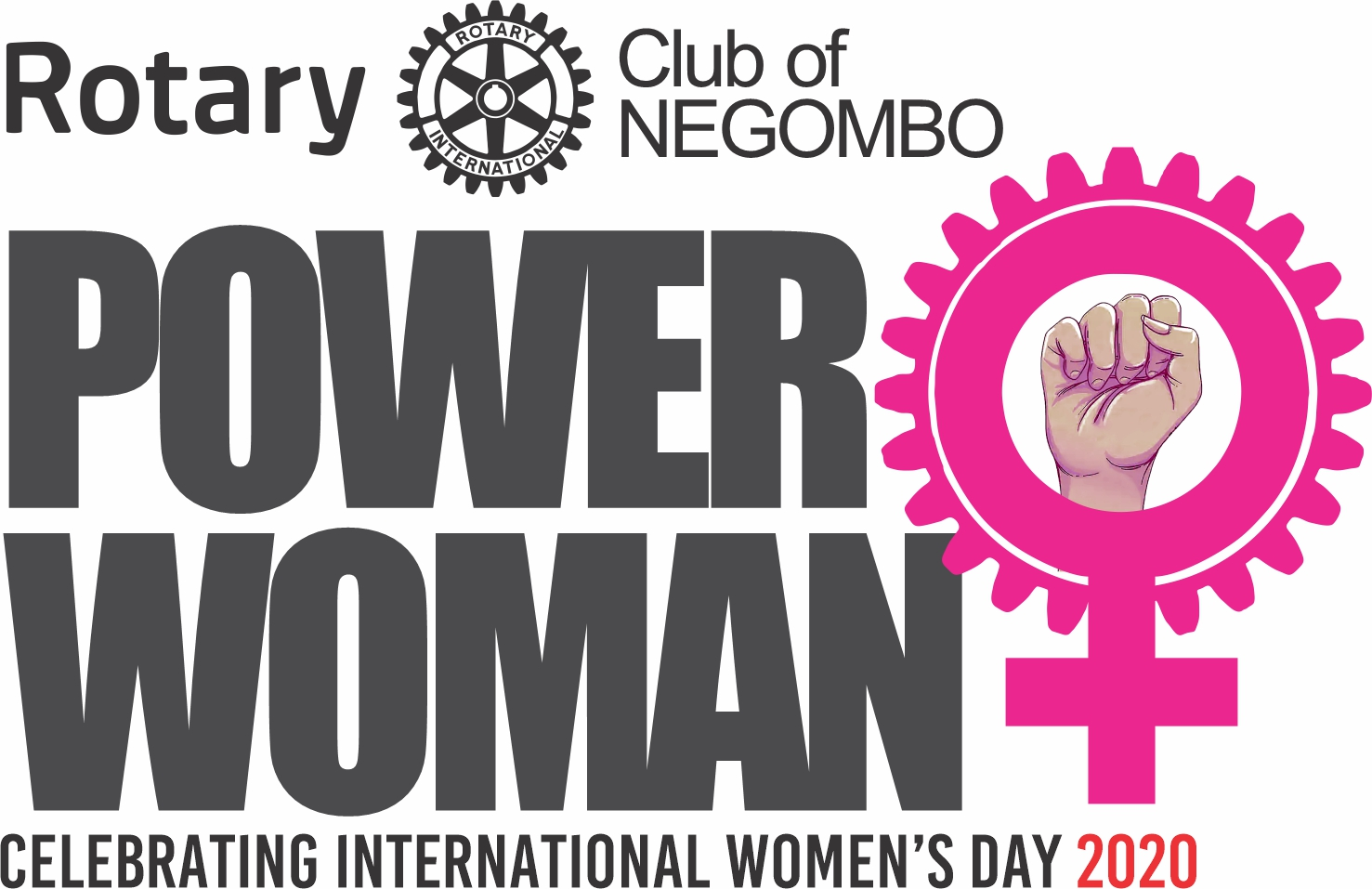 'Power Woman' from Rotary Negombo set for 8th March with drawing over 5,000 Women