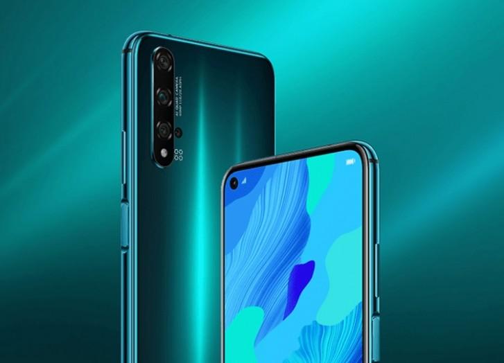 புதிய வண்ணத்தில் அறிமுகப்படுத்தப்பட்டுள்ள Huawei Nova 5T