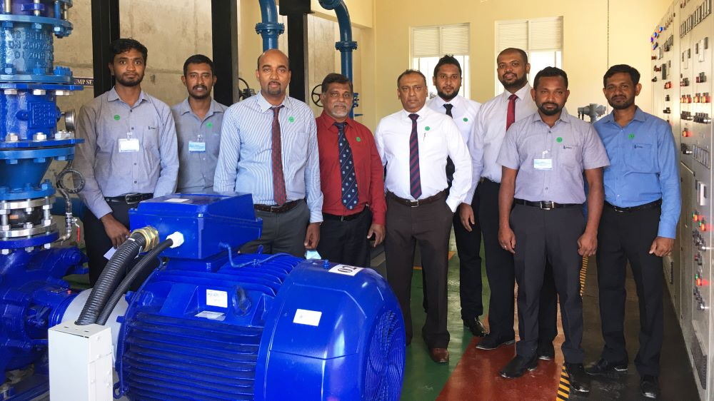 DIMO facilitates Ettampitiya Safe Water Supply Project