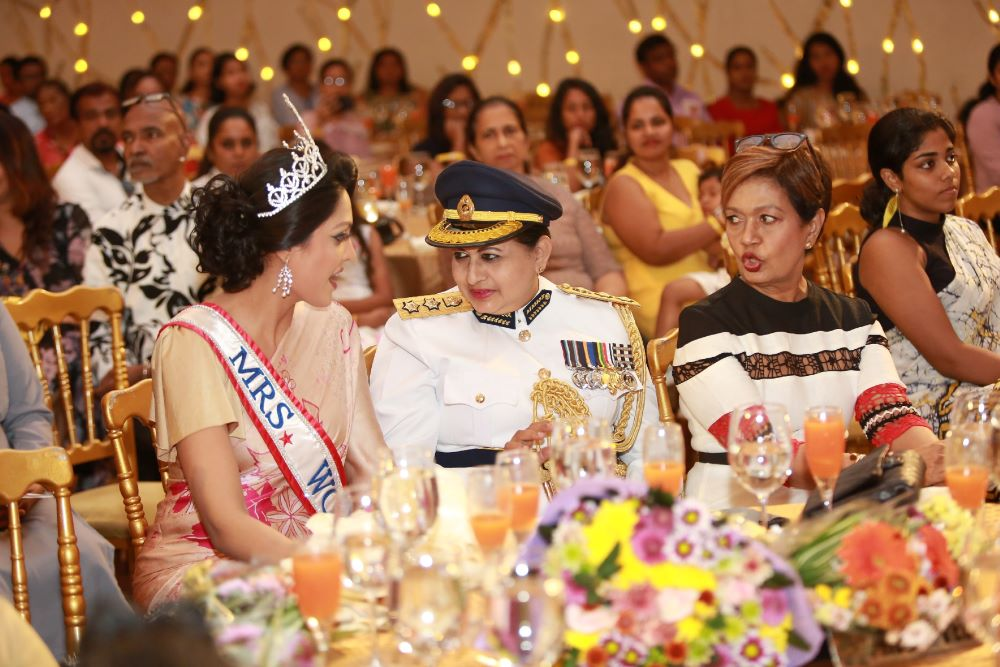 Power Woman – Rotary Club of Negombo celebrates largest Women's Day event in Sri Lanka