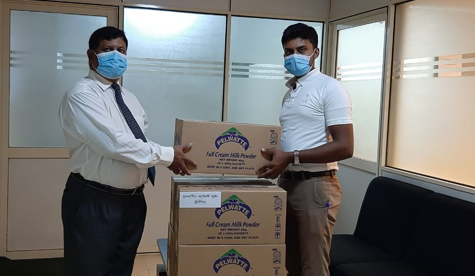 Pelwatte conducts manifold CSR projects to counter COVID19 crisis