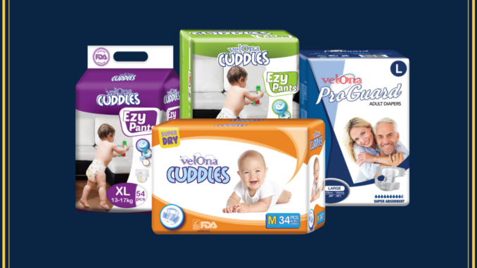 Velona Cuddles Delivers Diaper Essentials Through PickMe
