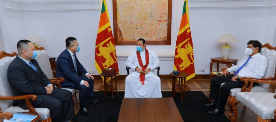 Huawei pledges ICT support for Sri Lanka to fight against COVID-19