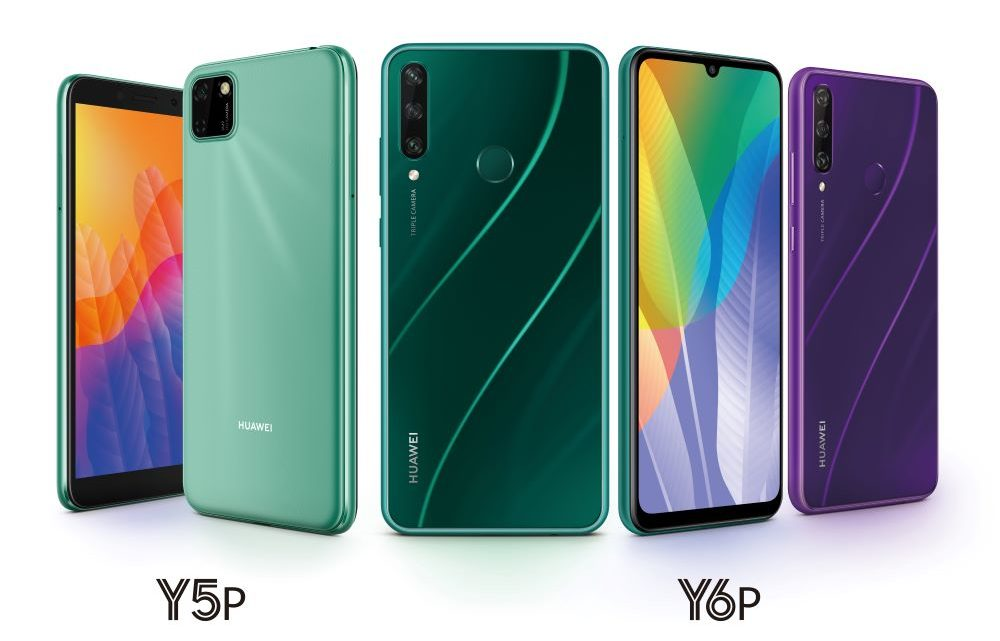 Huawei launches Y6p featuring 4GB RAM + 64GB storage setting a new benchmark for entry level smart phones
