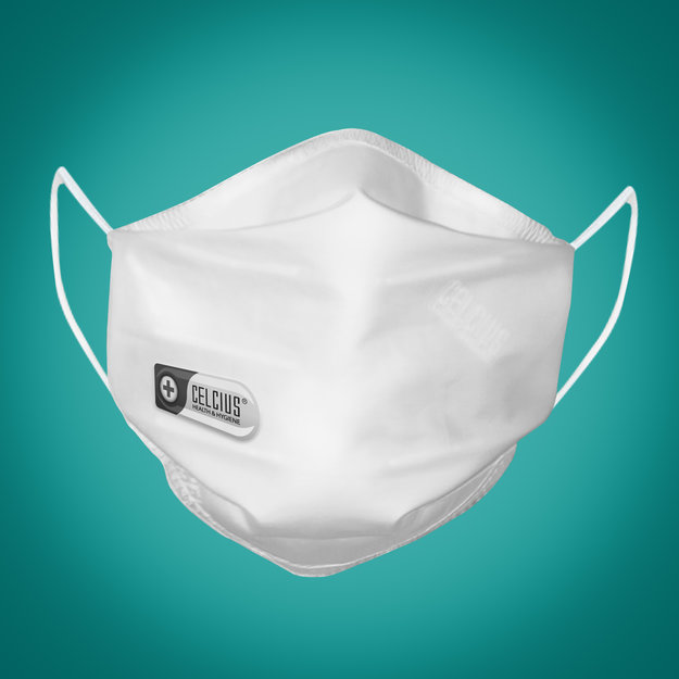 Sri Lanka's first NMRA Certified reusable mask from Celcius Solutions
