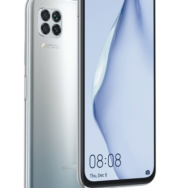Huawei Nova 7i launched in fresh Skyline Grey color