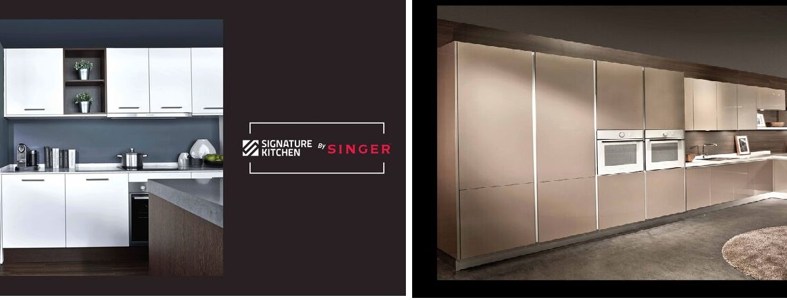 Singer partners with Malaysia's Signature Group to introduce world's leading Kitchen solutions to Sri Lanka