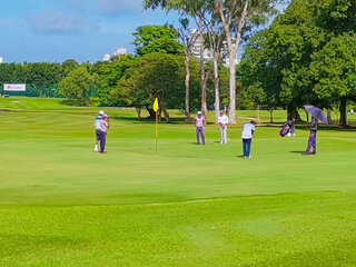 Path breaking Huawei Golf Tournament teed off in Sri Lanka