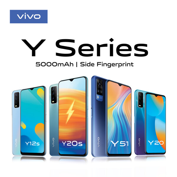VIVO Y SERIES 2021 LINE-UP OFFERS A WIDE RANGE OF INNOVATIVE CAMERA AND PERFORMANCE FEATURES FOR THE SRILANKAN YOUTH