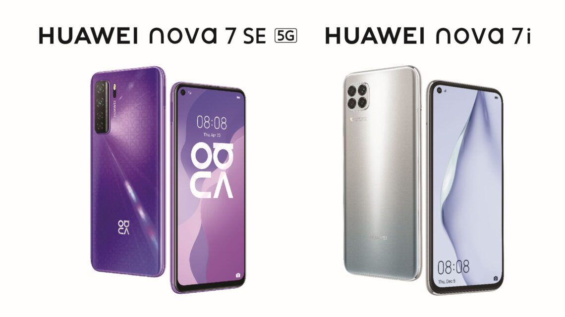 Huawei Nova series continues to rise in popularity