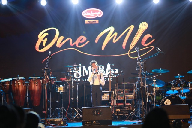 Over 40 young artists spotlighted at the One Mic concert organised  by Umara Music Studio.