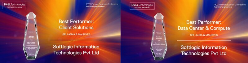 Softlogic IT earns top honours at Dell Partner Business Conference FY21