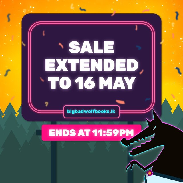 The Big Bad Wolf Book Announces Extension of Online Book Sale!