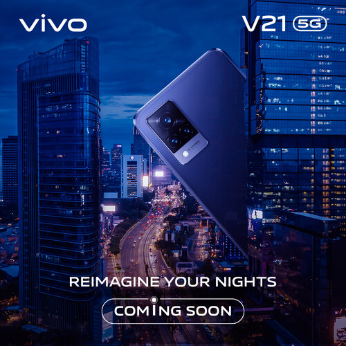 TOO MUCH FLASHLIGHT OR BLUR IN YOUR SELFIES?  WATCH OUT FOR VIVO'S UPCOMING PREMIUM 5G SMARTPHONE WITH NEW INDUSTRY-LEADING NIGHT CAMERA