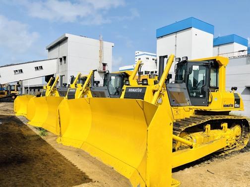 DIMO and Komatsu mark 50 years of transforming Sri Lanka through world-class Heavy Machinery
